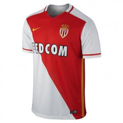 Maillot Domicile AS Monaco Julien SERRANO