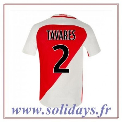 tenue de foot AS Monaco LONGUES
